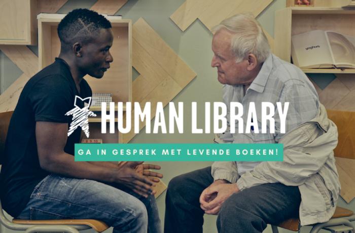 Nieuw in Helmond: Human Library