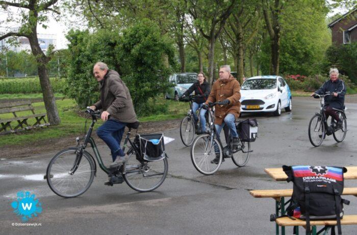Fietsrondje Helmond wordt verplaatst