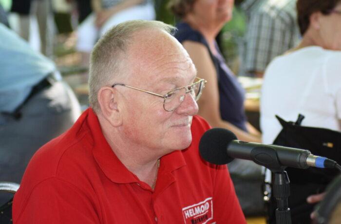 Actieve vrijwilliger Peter Essinger overleden