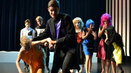 Vanaf 8 januari: Gratis proeflessen Jeugdtheaterschool Annatheater