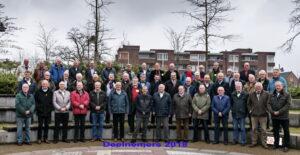 Groepsfoto foto, Henk van Kuijen