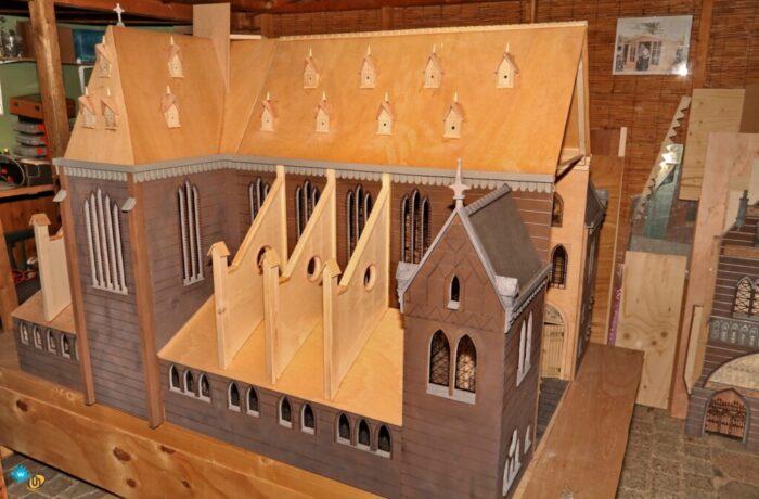 Stadsgalerij Helmond zoekt laatste huis voor maquettes