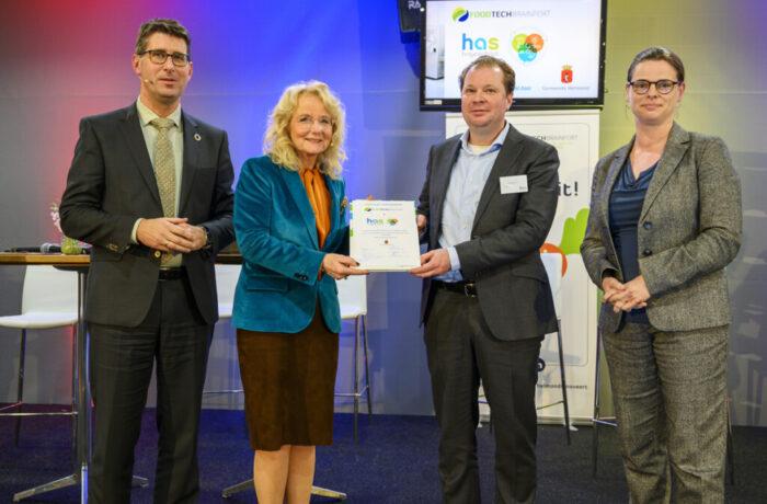 HAS Hogeschool en Food Tech Brainport werken samen aan expertisecentrum sustainable food processing