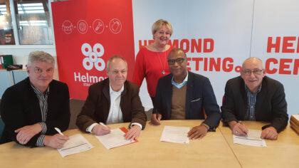 Samenwerking Helmond Marketing en Ditisonzewijk-Helmond