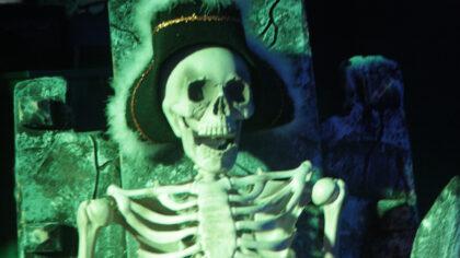 Halloween disco Tienerhuis blijft gezellig.