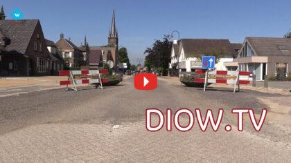 Herinrichting Dorpstraat Stiphout deel 2