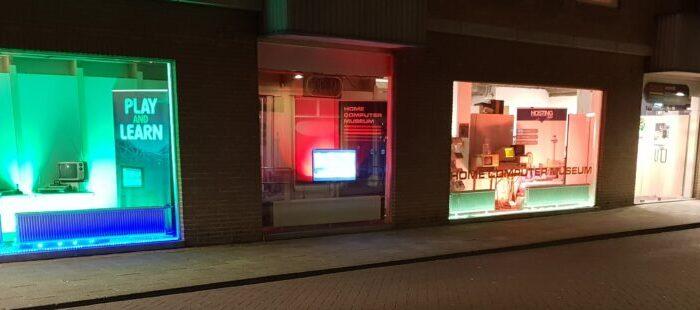 HomeComputerMuseum gaat sluiten op de Kluisstraat