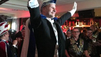 Pim Nellen is de nieuwe Prins van CV de Spekzullekes Prins Pim d'n Uurste