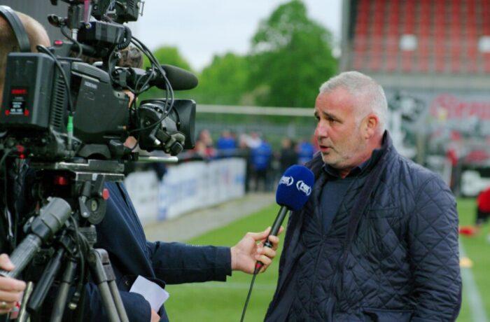 Helmond Sport stelt Robby Alflen op non-actief.
