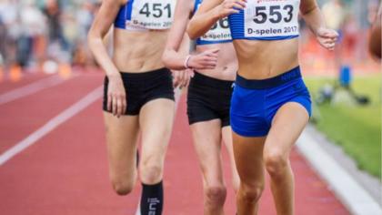 Eva Kok wint Zilver bij NK 1000 meter