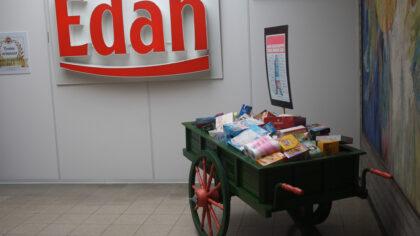 EDAH museum huldigt de vrijwilligers…