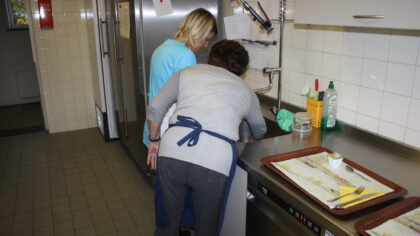 Hospice en logeerhuis Valkenhaeghe (Helmond-West) blij met gemoderniseerde keuken…