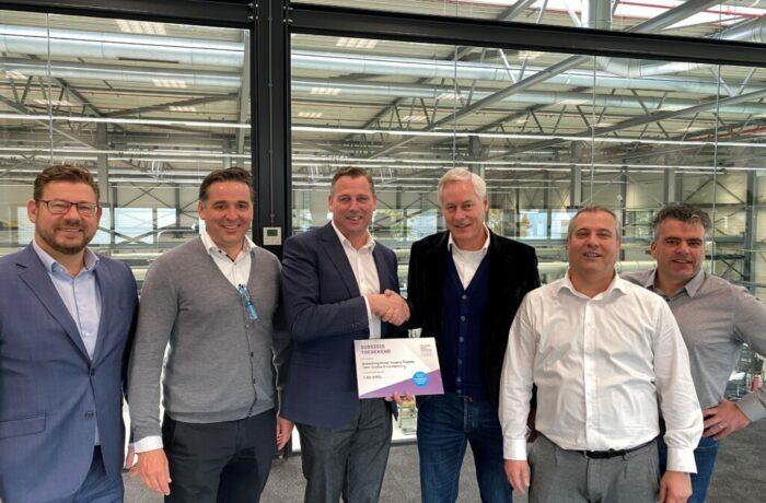 50.000 euro voor doorontwikkeling Smart Industry Fieldlab De Peel
