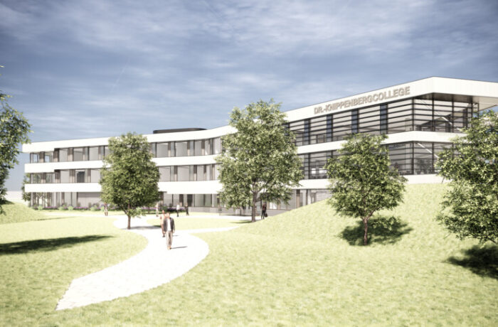 Aannemers nieuwbouw Dr.-Knippenbergcollege bekend