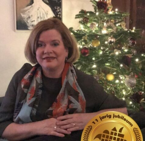 Kerstgroet Prinses Jacqueline d`n Urste van de Brandeliers in Brandevoort