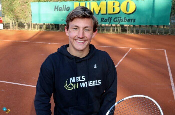 Niels Vink wint naast goud ook dubbel op US open