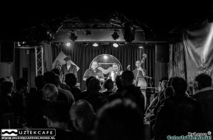 Het podium in Muziekcafé Helmond krijgt kernpodium-status