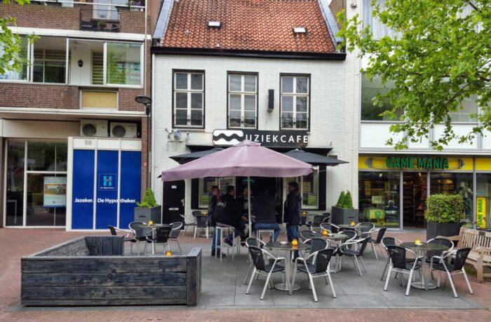 Poppodium Muziekcafé Helmond start het LIVE-programma weer op