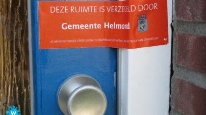 Burgemeester sluit woning aan Vechtstraat