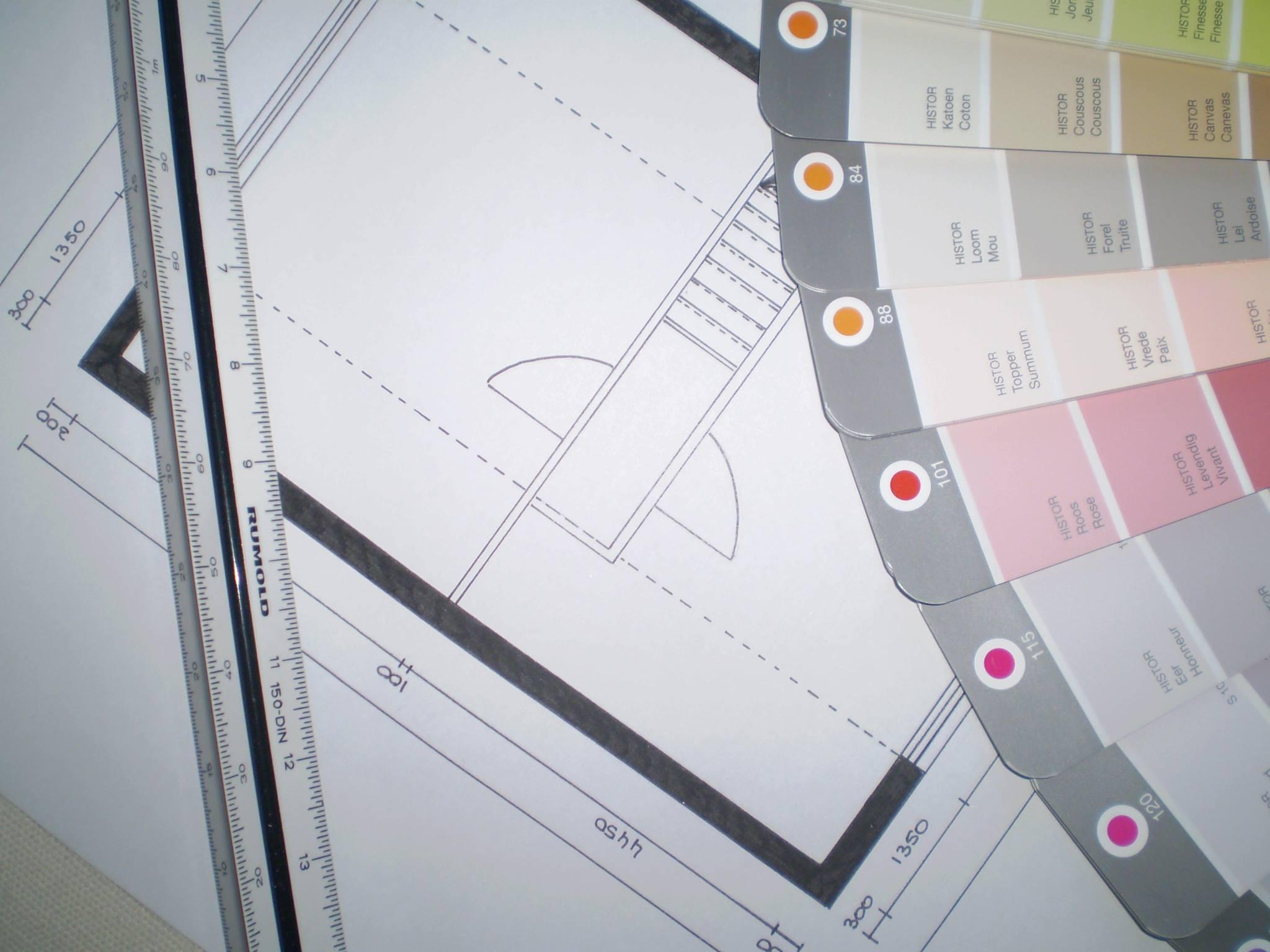 Monique van Rixtel kleur & interieurdesign