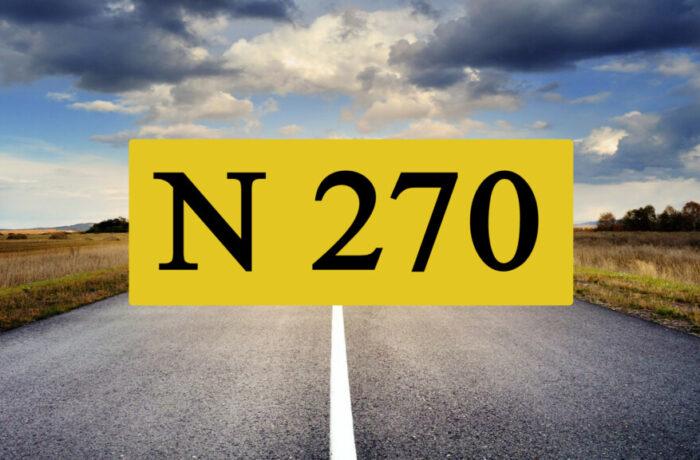 Informatiebijeenkomst N270 Helmond – Deurne