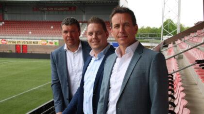 SolarUnie nieuwe naamgever stadion Helmond Sport