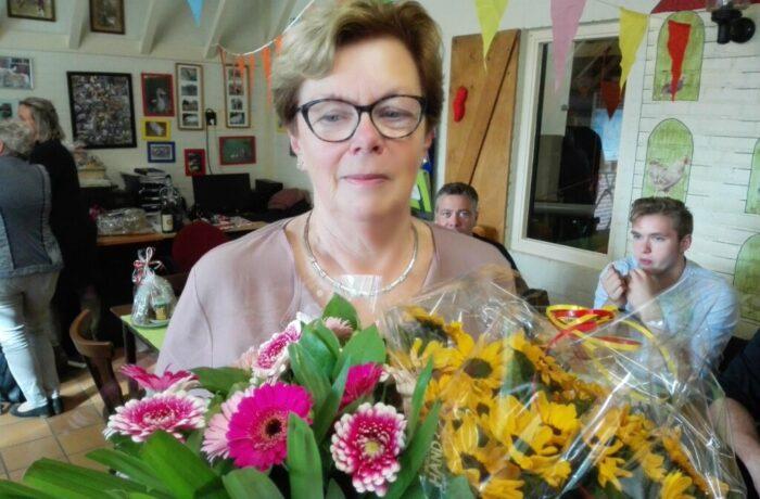 Afscheid Neeltje Pluym van kinderboerderij  De Veldhoeve