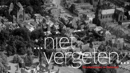 '…Niet vergeten…Struikelstenen in Helmond'