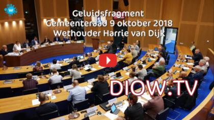 Wethouder Van Dijk past ervoor om Helmond negatief neer te zetten