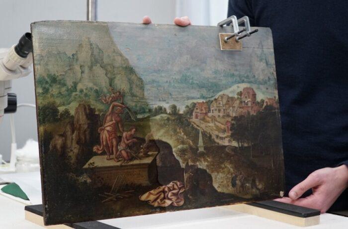 Museum Helmond koopt zeldzaam schilderij Lucas Gassel aan