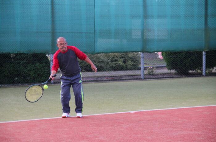 Nieuw: Oldstars Tennis bij Tennisclub de Warande