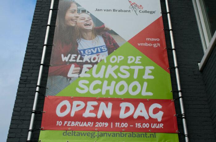 Verslag open dag Jan van Brabant College – Deltaweg