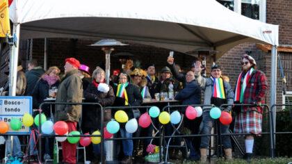 Carnavalsoptocht in Helmond