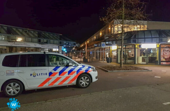 Gewapende overval op Albert Heijn in Brouwhorst