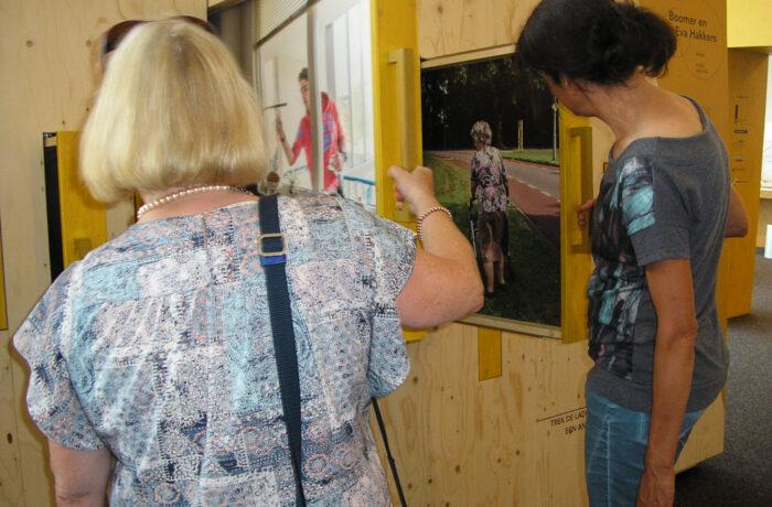 De zomer van LEV: foto expositie Mantel der Liefde