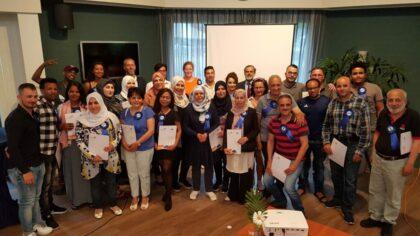 Dertig deelnemers ontvangen certificaat Stadsleerbedrijf
