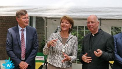 Helmondse pastoor Erik Seidel, is 25 jaar priester