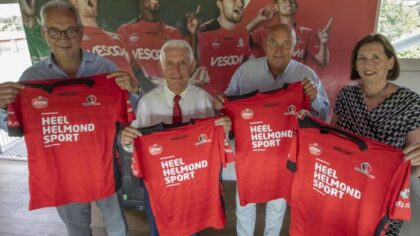 Nieuwe bestuurssamenstelling BVO Helmond Sport