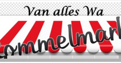 """Rommelmarkt """"Van alles Wa"""" 22 september 2019"""
