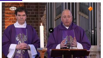 Zondag 17 maart TV uitzending NPO2 uit de Jozefkerk