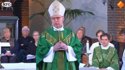 Zondag 6 oktober: Mis met bisschop de Korte vanuit de Jozefkerk op TV