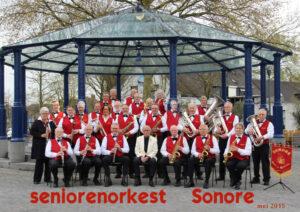 Seniorenorkest Sonore - website