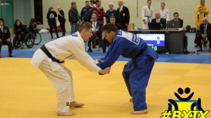 Nederlandse judoka's nemen deel aan eerste WK judo voor mensen met een verstandelijke beperking