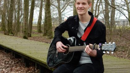Helmondse Sjoerd de Wit vertegenwoordigt Nederland op Camp Rising Sun