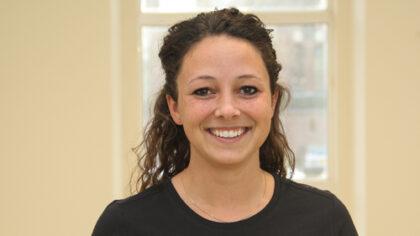 Sophie Pennock genomineerd voor Buurtsportcoach van het jaar