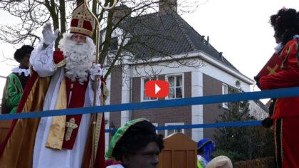 Sinterklaasintocht Brandevoort