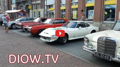 Custom Car Show in Helmond-Centrum: onvervalste Rockabilly's en Rock-'n-Roll…