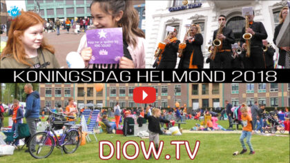 Koningsdag 2018 met Slingermarktfilmpje