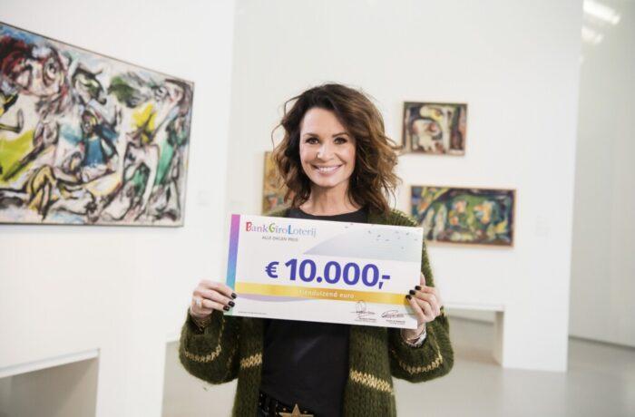 Inwoner uit Helmond wint 10.000 euro in BankGiro Loterij
