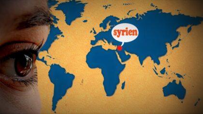 De reis van een vluchteling verteld door Rahaf Alkadah